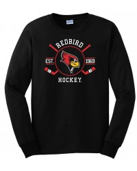ISU - Cotton Long Sleeve T-Shirt - B